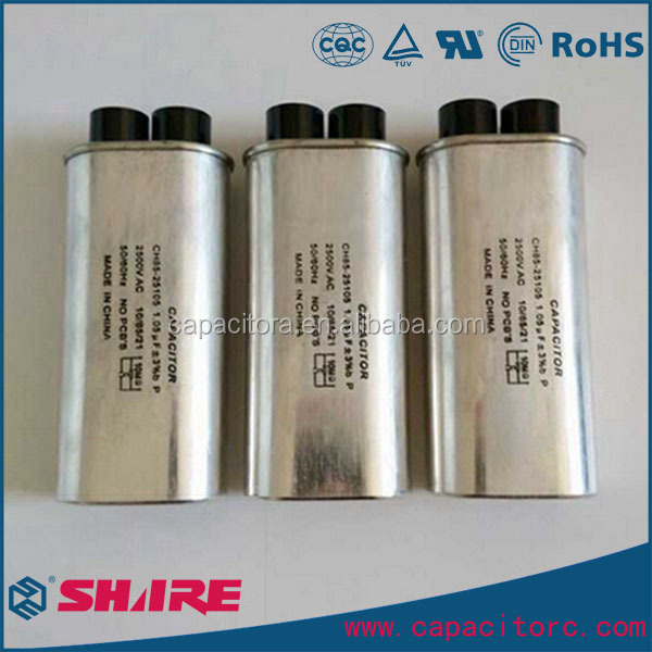 Ch85 Ch86 Hv Capacitor 2100v Microwave Oven High Voltage Microwaves