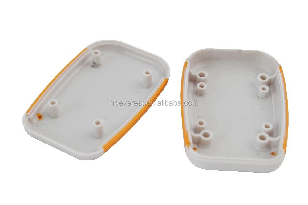 ABS/PC Mini Handheld Electronic Enclosures, Hand-held Plastic Case 75*50*18mm