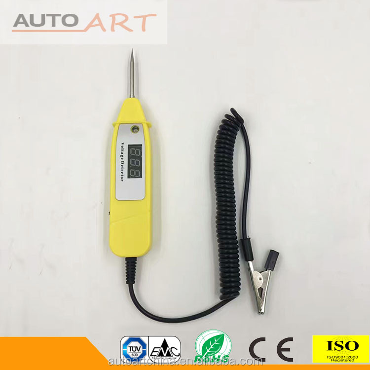 2 In 1 Auto LED Diagnostic Tool Test Pen Electrical Tester Voltage Detector