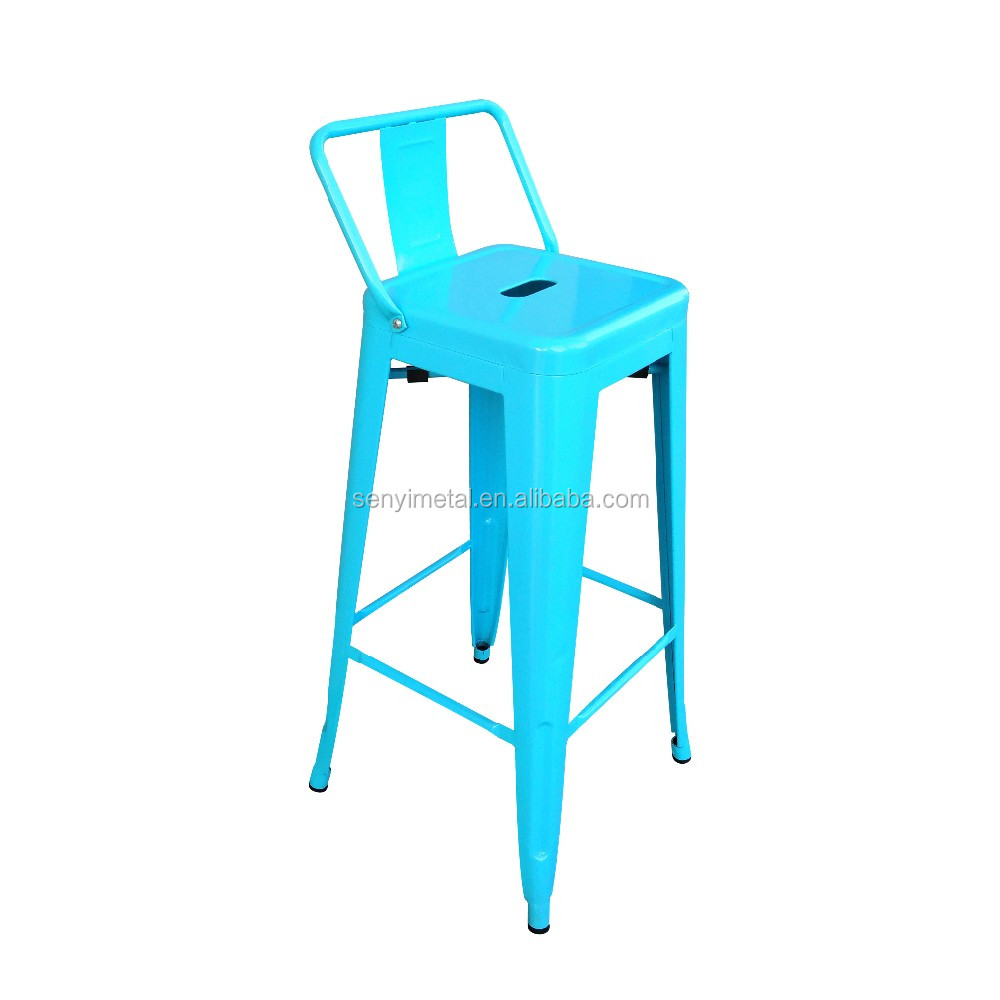 Metal Bar Stools Cheap Kitchen Restaurant Wholesale Stackable Metal Bar Stool High Chair Buy