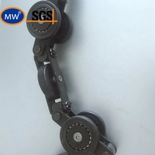 High Quality Enclosed Overhead Conveyor Chain For Powder Coating Line