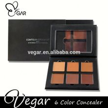 Makeup palette 15 concealer <span class=keywords><strong>kontur</strong></span> contour palette concealer kit private label