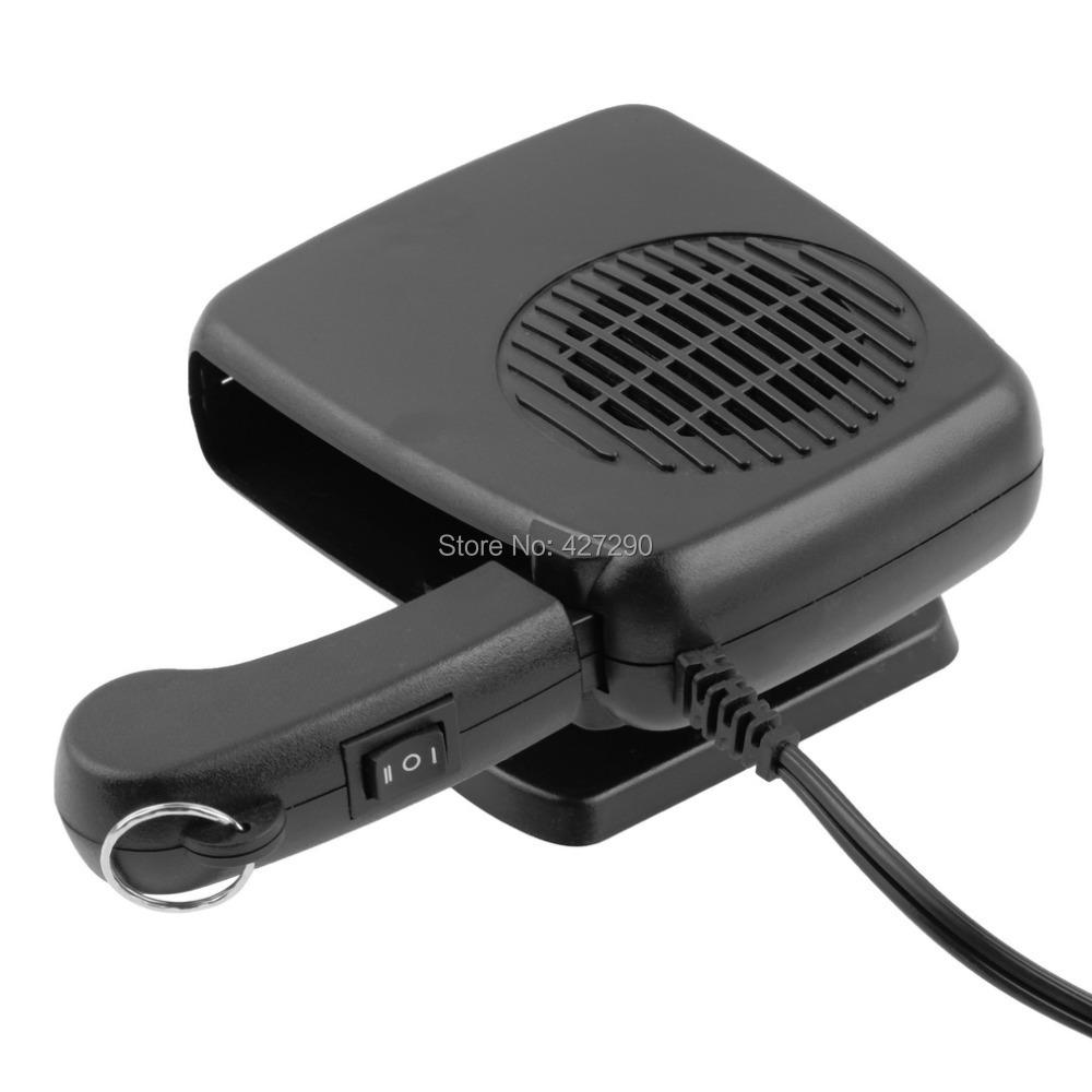 12 В 150 Вт авто автомобиль портативный сушилка радиатора вентилятор влагоуловитель стекол 2 в 1 теплый / горячей и холодной горячие по всему миру