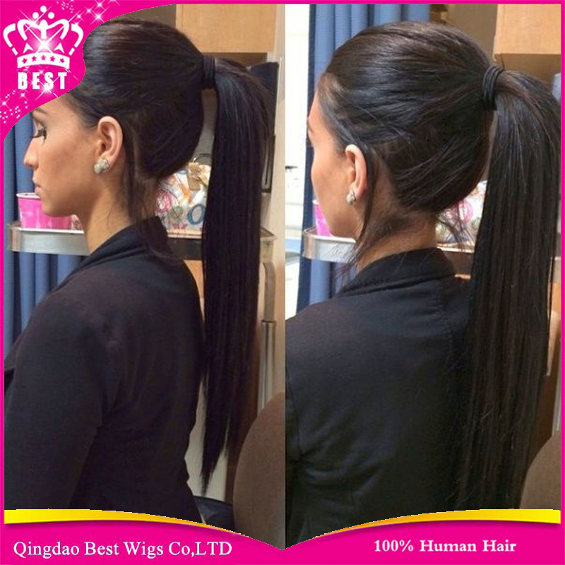 Full Lace Wigs Human Hair With Baby Hair - Wig Ponytail 8e96ab0aa394