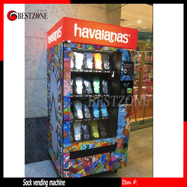 Shoes/Socks Vending Machine