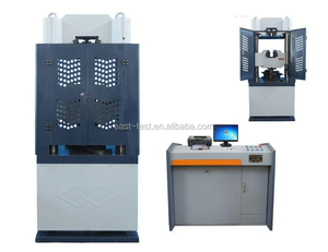 WAW-1000B 1000KN servo hydraulic universal Material tensile strength compression bend Testing MachineS/UTM price