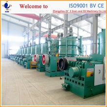 Trun-key Corn oil production/corn oil press machine