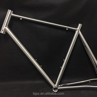 Titanium Bike Frame 57cm Size Road Bike MTB Bike Frame Factory Price