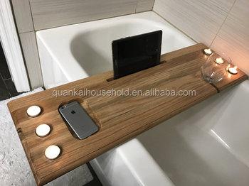Piatti doccia in legno azimut design