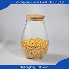 Factory Price New Arrival Carton Package Glass Candle Jars And Lids