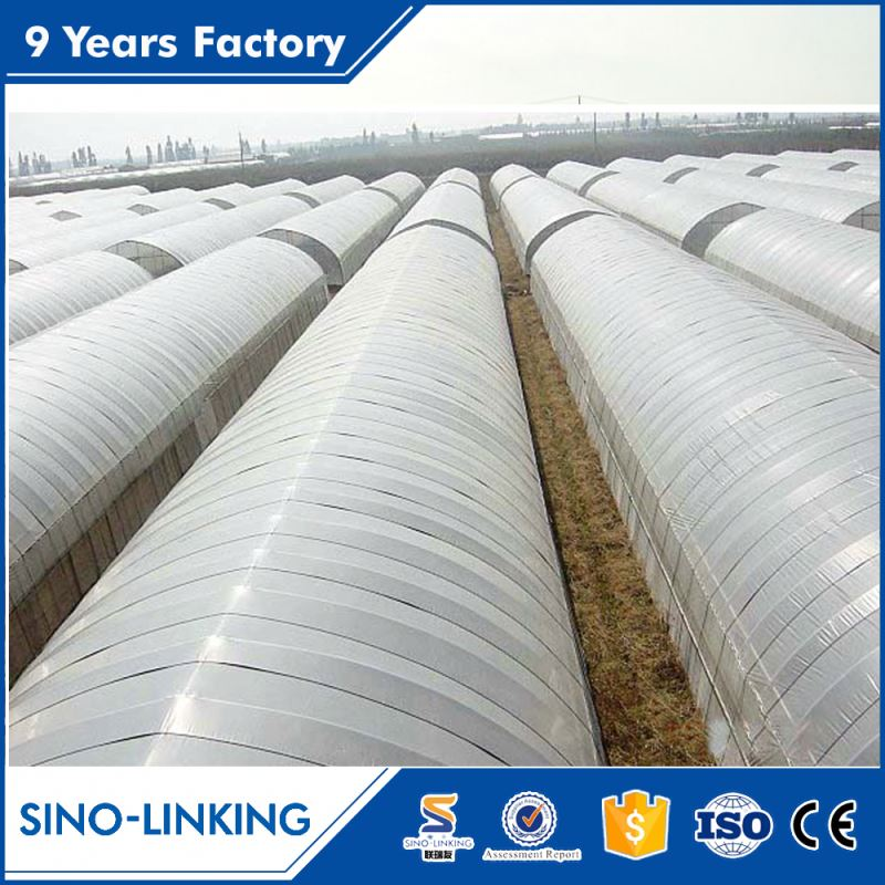 Qualified aluminum profile greenhouse insulation for agriculture