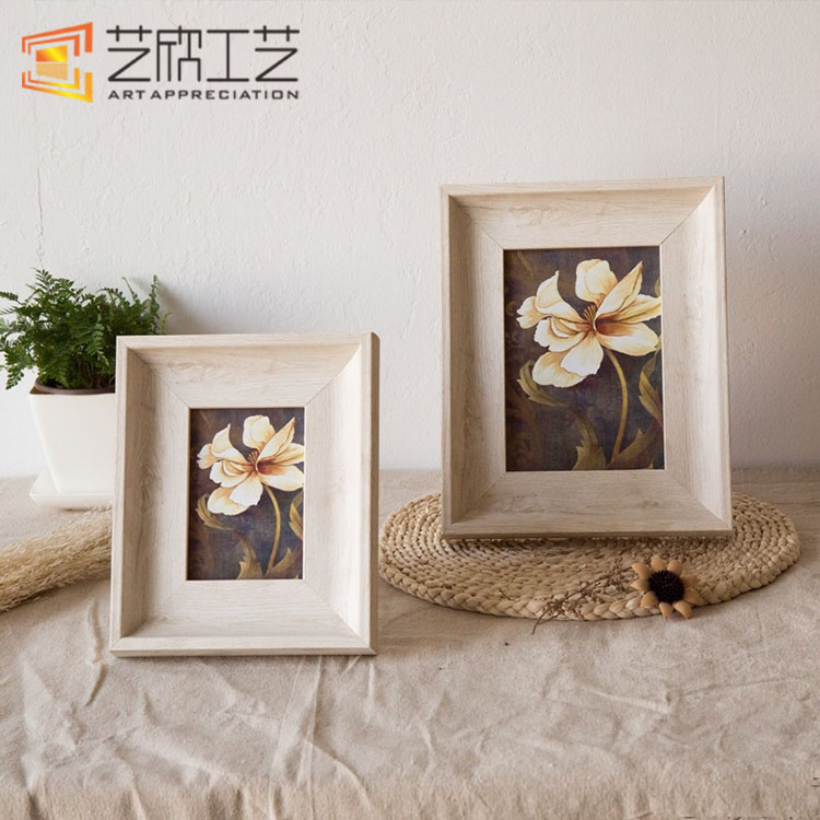 polystyrene foam cheap wholesale wooden photo picture frames buy wooden picture frame wooden. Black Bedroom Furniture Sets. Home Design Ideas