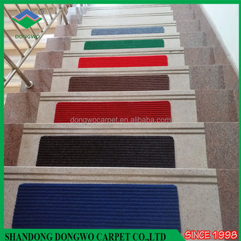Pvc Double Ribs Stair Anti Slip Mats   Buy Stairs Anti Slip Mats Product On  Alibaba.com
