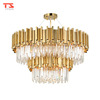 2017 Newest Design Led Ceiling Indoor K9 Crystal Lighting Chandelier Pendant Lamp