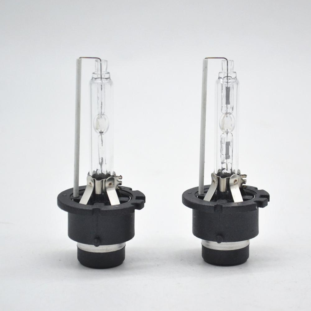 2pcs OEM D1S D1C 6000K HID Headlight Replacement Light Lamp Bulbs QB