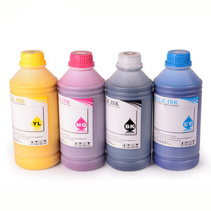 Ocbestjet 500ML/Bottle For HP 970 971 970XL 971XL Pigment Ink For HP Officejet Pro X451dn X551dw X476dn X576dw Printer