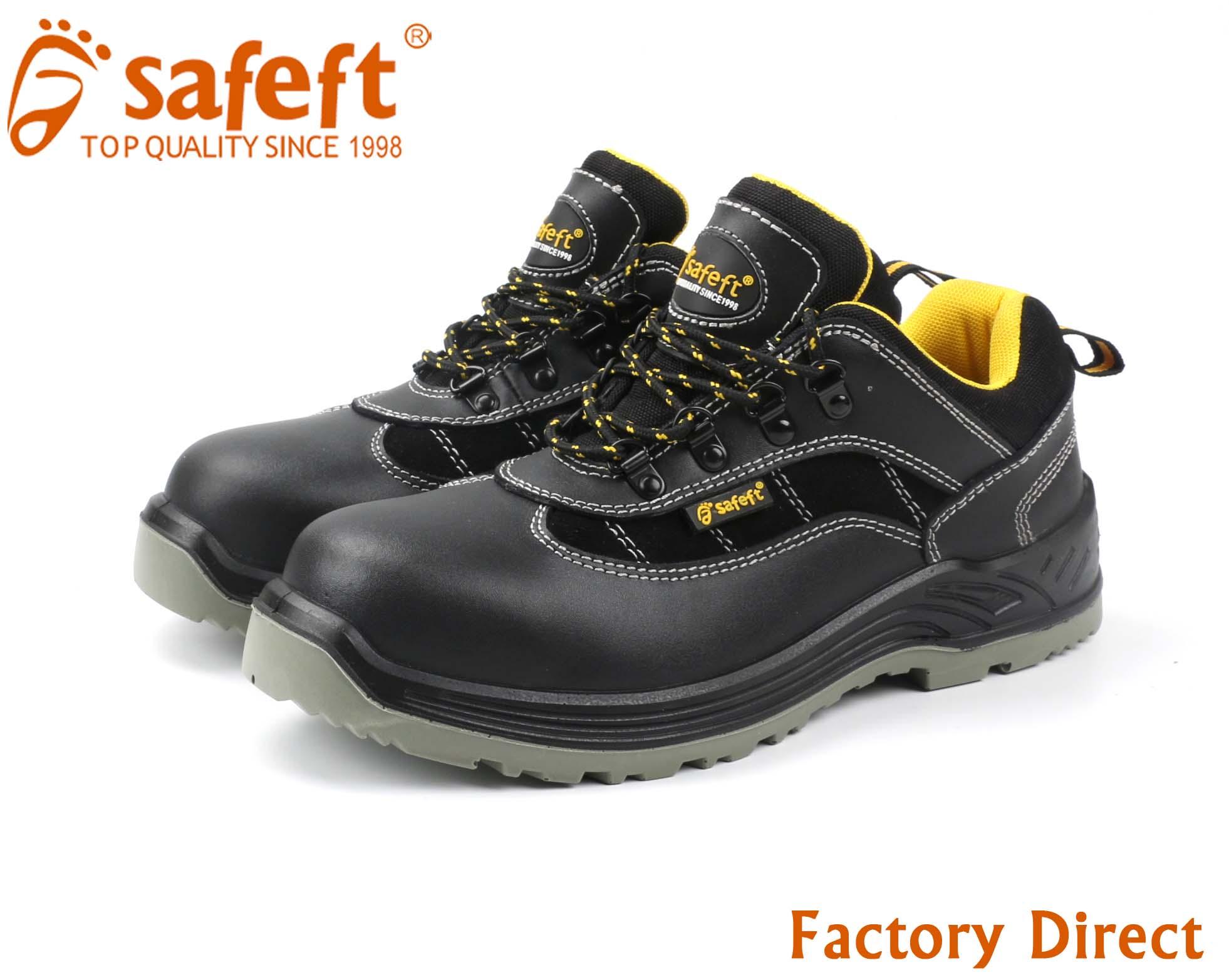 Werkschoenen Veiligheidsschoenen.Goodyear Tankstation Hard Mannen Laarzen Safty Werkschoenen