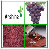 Plant extract Natural Grape Skin extracts with resveratrol and anthocyanin