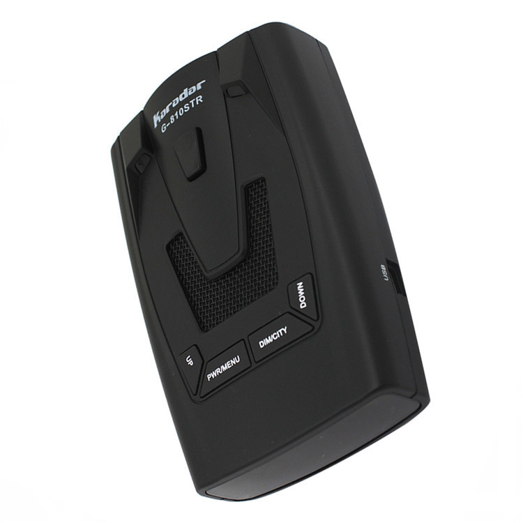GPS data base update China radar detector car