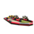 Hot Sale Inflatable Race Track Games, Race Track Inflatable Course