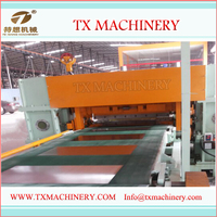TX1600 full automatic steel coil/sheet metal shearing machine