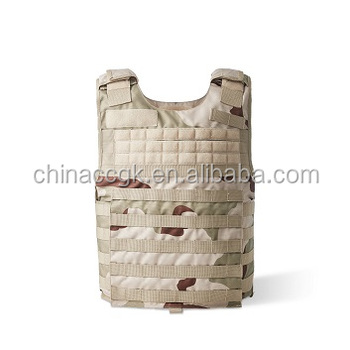 NIJ IIIA Military Bulletproof Vest Body Armor