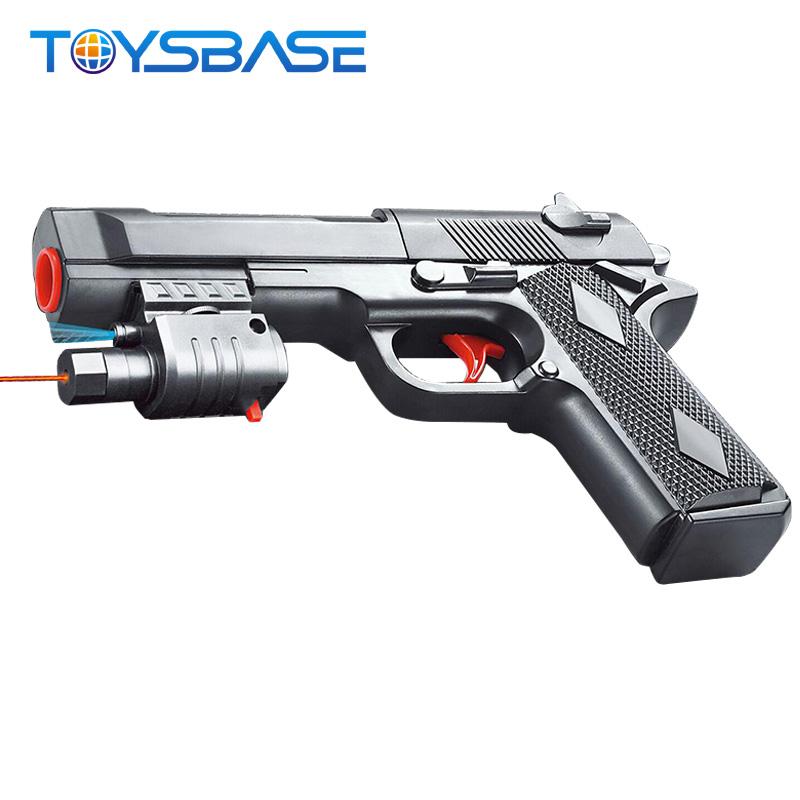 pistolet à jet réaliste