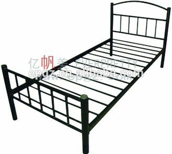 Strong Low Height Metal Single Bed,Super Single Bed Frame - Buy ...
