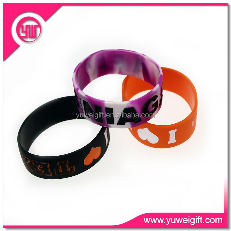 Business gifts china silicone smart wristband jewelry slap magnetic bracelet
