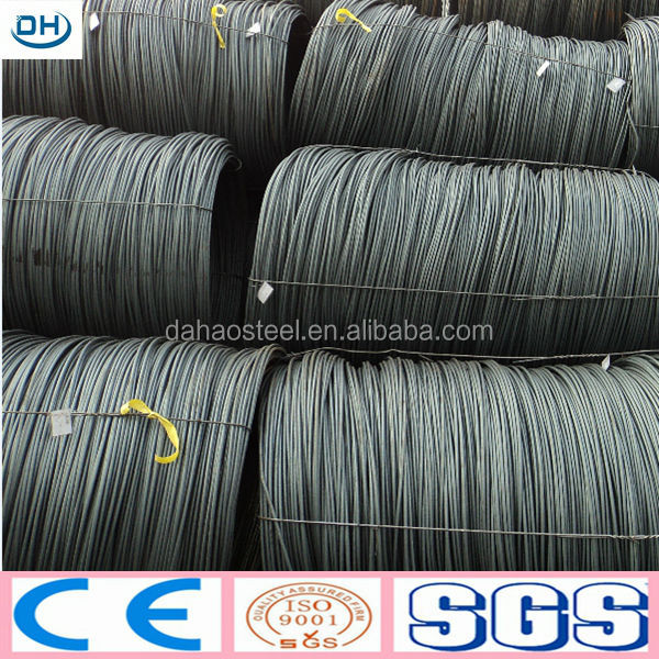 black iron low carbon steel wire