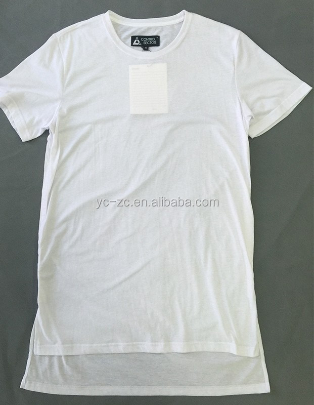 OEM Light weight 100% cotton t shirt 120 grams blank