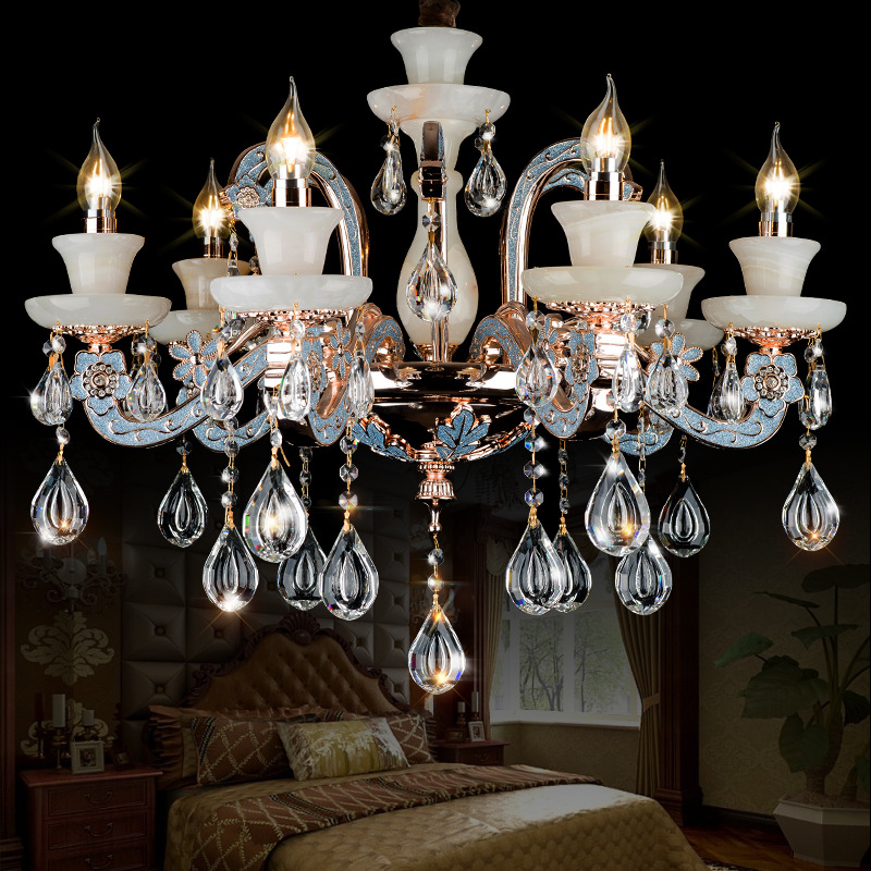 Modern Decorative 36 Light Large Baccarat Crystal Chandelier for Home/Hotel/Hall