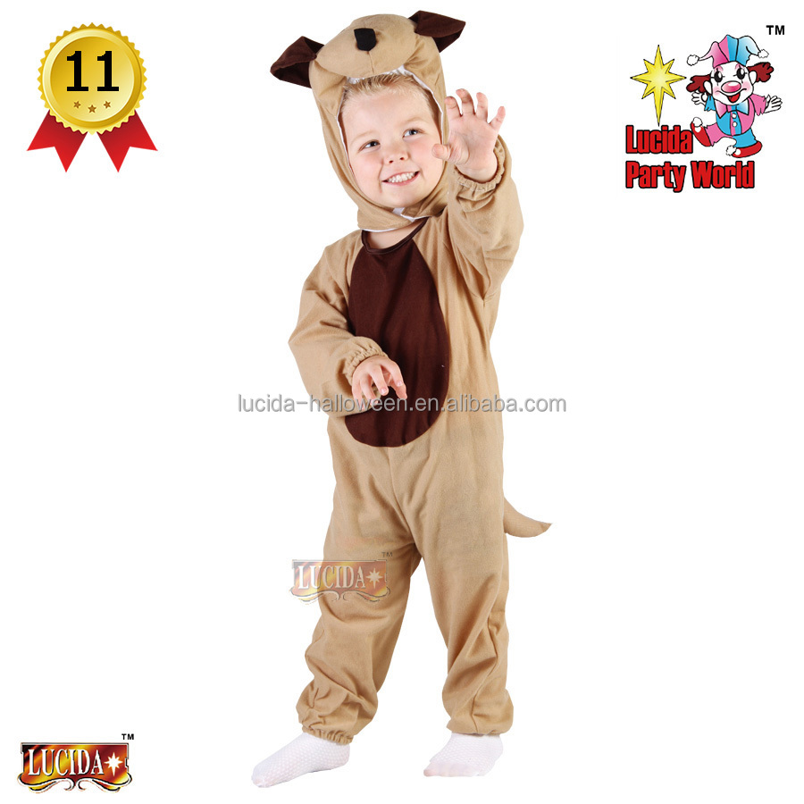 Lucida supplier top selling toddlers puppy dog carnival costume