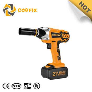 CF3003 Best 1/2 inch li-ion brushless impact wrench electrical Cordless Impact Driver Wrench For Automotive Best Cordless Impact