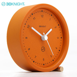 Unique Stylish Tabletop Mechanical Table Cement Clocks