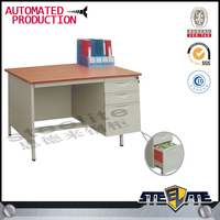 Market cheap office furniture metal sheet free sample laptop desk