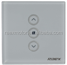 RAEX touch screen receiver