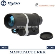 Military night vision device optics instrument with scope gen 1