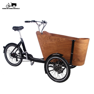 New style cargo bike mobile food cart electric bicycle tricycles for sale