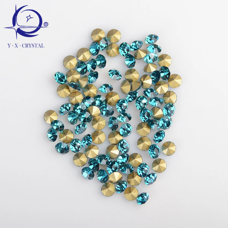 Factory Directly Wholesale Point Back Rhinestone Crystal For Clothing Accessories