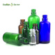 10 ml 15ml 30ml 50ml 100ML amber|blue|green|clear glass cosmetics essential oil bottle with glass Dropper Can be printed.