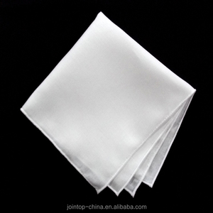 Hot Sale Multi Function Super Quality White Handkerchief
