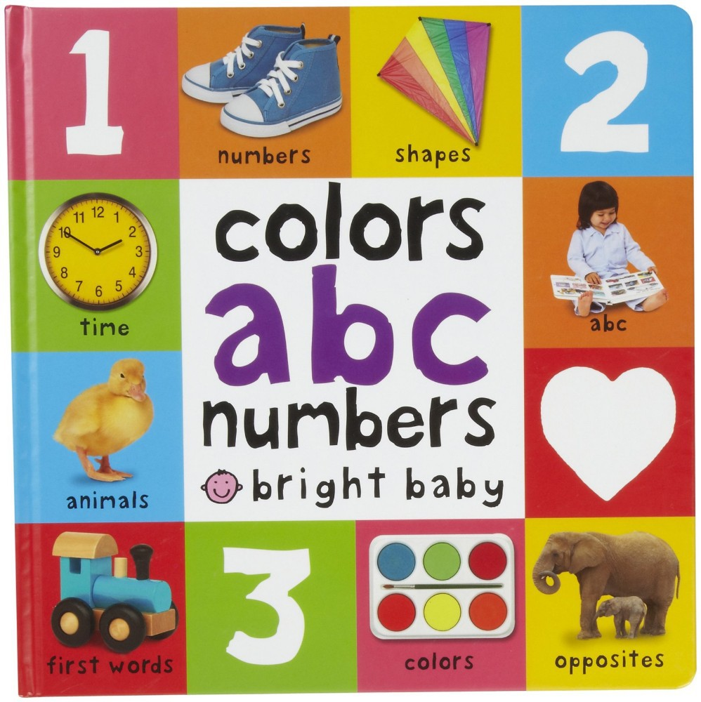 Custom Blank Children Board Book Printing