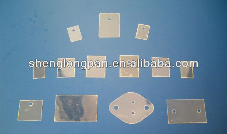 Transparent Mica 3pl
