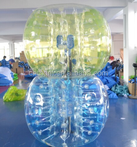 1.5m diameter adult size pvc or tpu exciting bubble ball for <strong>football</strong>,bubble <strong>football</strong>
