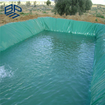 Ponds liner for fish farming shrimp farming pond liner for Blue koi pond liner
