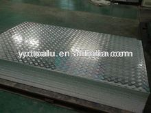 Aluminum embossed/chequered sheet/plate/panel