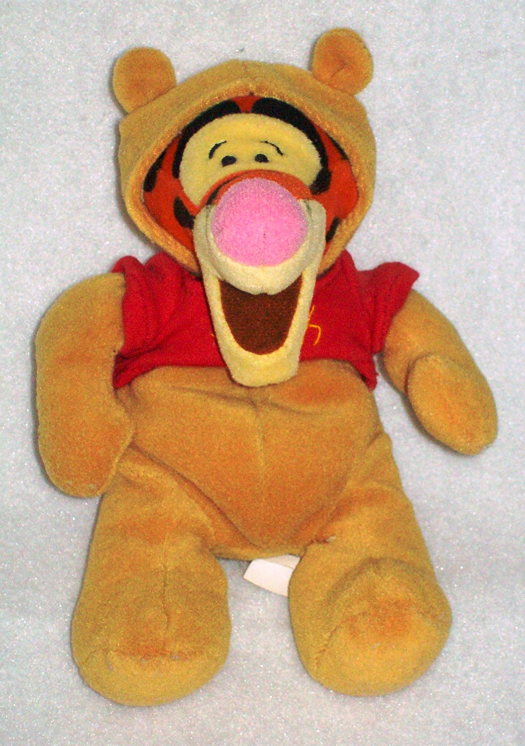 Tigger As Pooh Halloween - Disney Mini Bean Bag Plush by Halloween Plush