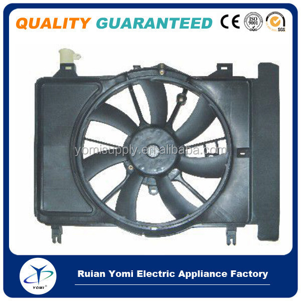 Auto Parts Electric Auto Fan Radiator Cooling Fan Auto
