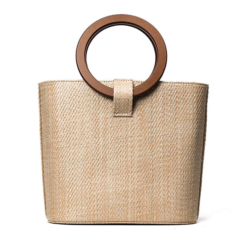 Get Quotations · Straw Beach Bag 921de5ffce752